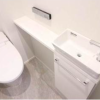 3LDK Apartment to Rent in Minato-ku Toilet