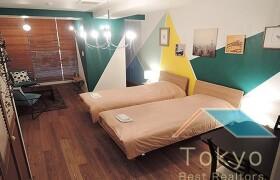 豐島區東池袋-1R公寓大廈