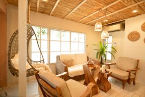 4LDK Apartment to Rent in Ota-ku Living Room