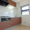 2LDK Apartment to Rent in Minato-ku Kitchen