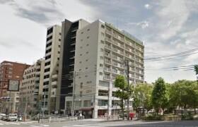 新宿区市谷薬王寺町-2DK公寓大厦