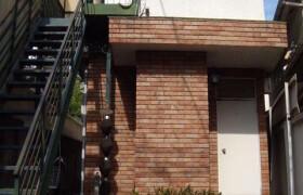 中野区東中野-1R公寓