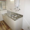 3K House to Rent in Matsubara-shi Kitchen
