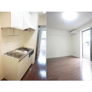 1K Mansion in Sendagaya - Shibuya-ku Floorplan