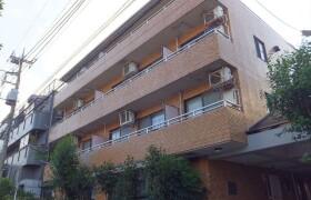 品川區小山-1DK公寓大廈