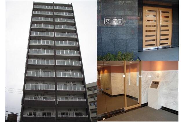 在葛飾區內租賃1K 公寓大廈 的房產 戶外