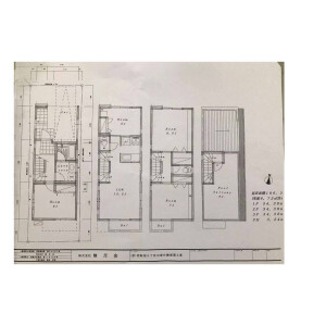 4LDK House in Nishishinjuku - Shinjuku-ku Floorplan