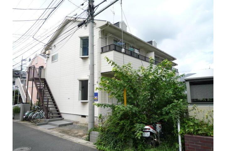 2DK Apartment to Rent in Kawasaki-shi Takatsu-ku Exterior