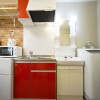 1R Apartment to Rent in Koto-ku Kitchen