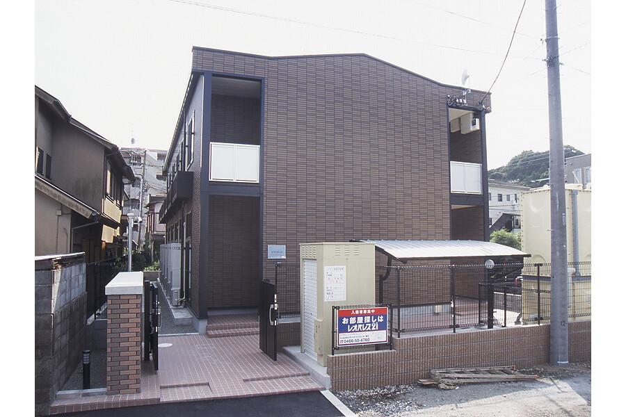 在鎌倉市内租赁1K 公寓 的 户外