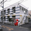 在川崎市多摩區內租賃1K 公寓 的房產 戶外