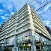 在丰岛区内租赁2LDK 公寓大厦 的 户外