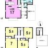 4LDK House to Buy in Arakawa-ku Layout Drawing