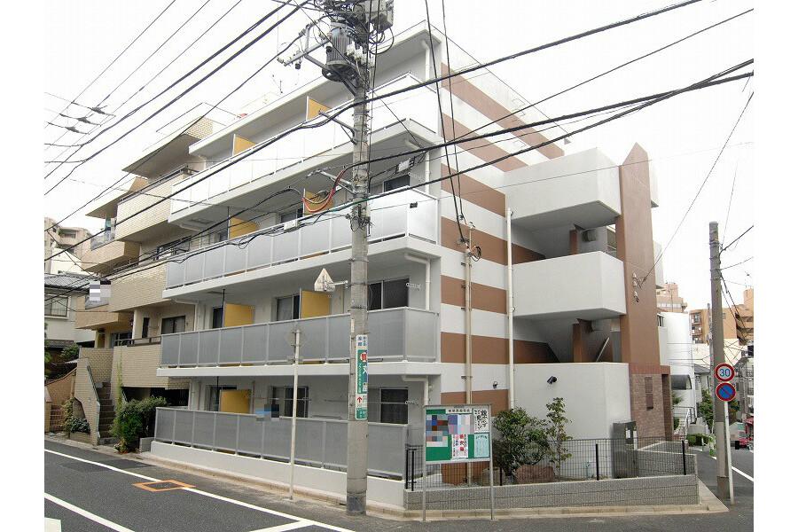 1K 아파트 to Rent in Bunkyo-ku Exterior