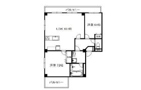 2LDK Mansion in Higashinihombashi - Chuo-ku