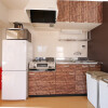 1LDK Serviced Apartment to Rent in Shibuya-ku Kitchen