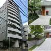 2LDK Apartment to Rent in Shinjuku-ku Exterior