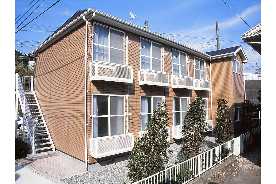 1K Apartment to Rent in Yokohama-shi Sakae-ku Exterior