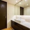 在横浜市西区购买2LDK 公寓大厦的 盥洗室