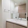 在澀谷區內租賃1LDK 公寓大廈 的房產 盥洗室