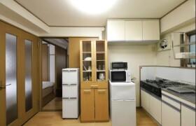 新宿区余丁町-2K公寓