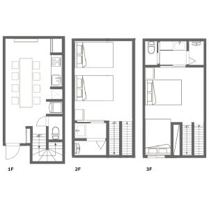 2DK Mansion in Takasago - Katsushika-ku Floorplan