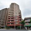 在涩谷区购买2LDK 公寓大厦的 户外