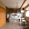 1DK House to Buy in Kyoto-shi Yamashina-ku Living Room