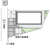 1K Apartment to Rent in Hitachi-shi Layout Drawing