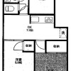 3DK Apartment to Buy in Ome-shi Floorplan