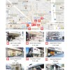 1K Apartment to Rent in Kyoto-shi Nakagyo-ku Map