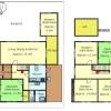 8LDK House to Buy in Kyoto-shi Yamashina-ku Floorplan