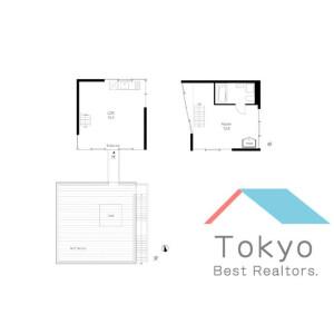 1LDK Mansion in Kamitakada - Nakano-ku Floorplan