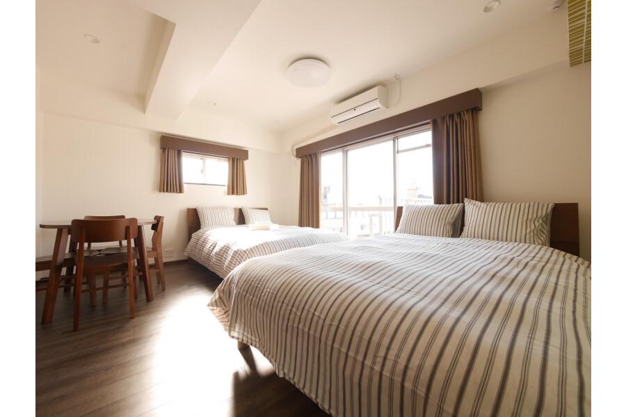 プライベート サービスアパート 渋谷区 ベッドルーム