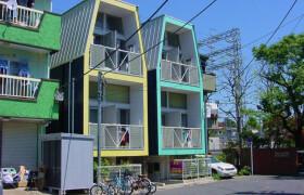 中野區上高田-1R公寓
