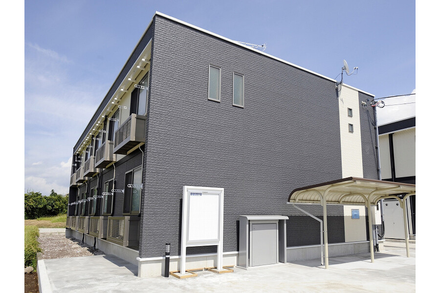 1K Apartment to Rent in Gotemba-shi Exterior