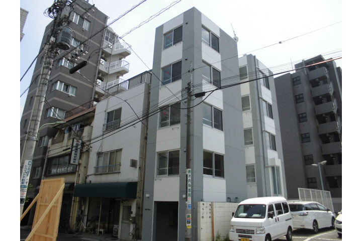 1R Apartment to Rent in Ota-ku Exterior