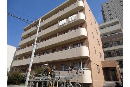 1LDK Apartment to Rent in Kamagaya-shi Exterior
