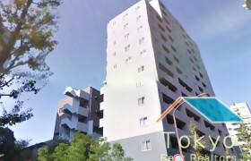 品川区西五反田-1R公寓大厦
