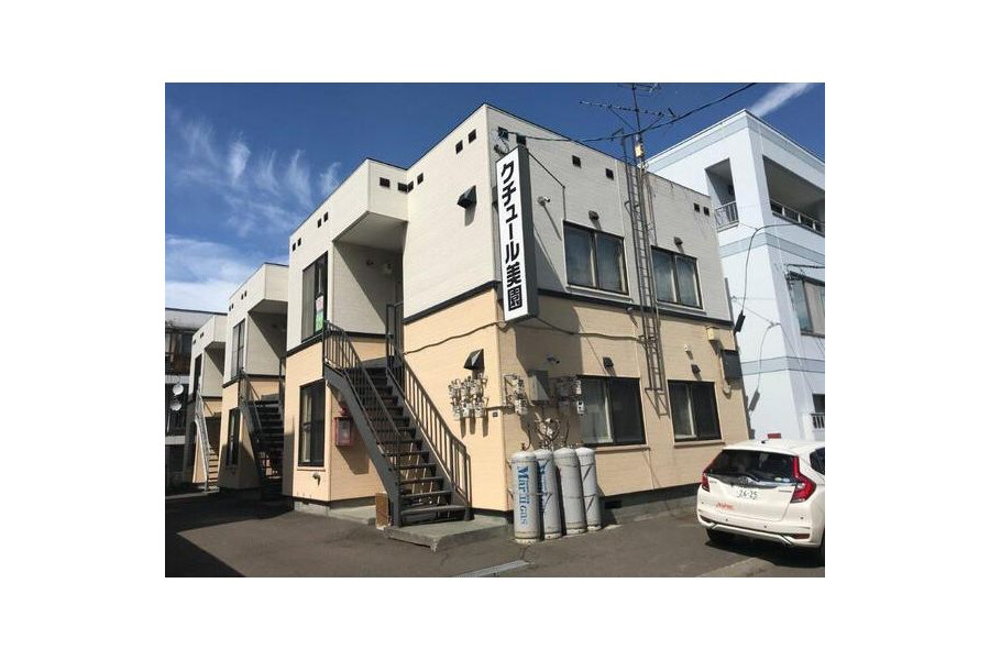 1DK Apartment to Rent in Sapporo-shi Toyohira-ku Exterior