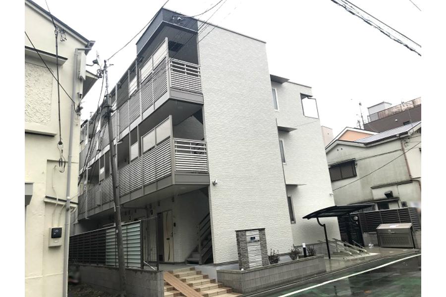 1LDK Apartment to Rent in Arakawa-ku Exterior