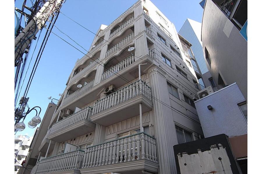 2DK マンション 新宿区 外観