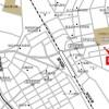 1LDK Apartment to Rent in Chiba-shi Inage-ku Map