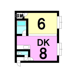 Whole Building {building type} in Keihokucho - Tomakomai-shi Floorplan