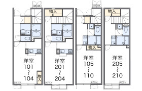1K Apartment in Takimamuro - Konosu-shi