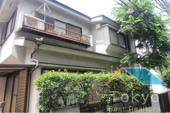 4K House to Rent in Nakano-ku Exterior
