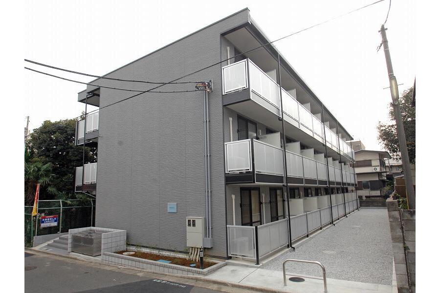 1K Apartment to Rent in Saitama-shi Urawa-ku Exterior