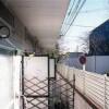 1R アパート 世田谷区 外観