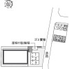 1K Apartment to Rent in Chiba-shi Wakaba-ku Layout Drawing