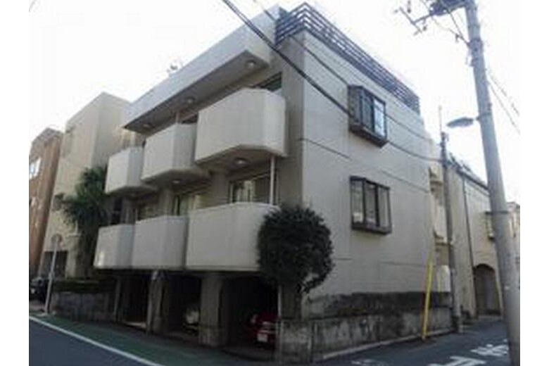 1K マンション 文京区 外観